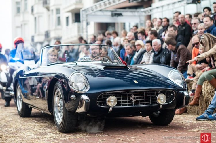 1958 Ferrari 250 GT Pinin Farina Cabriolet Series 1, chassis 0791 GT