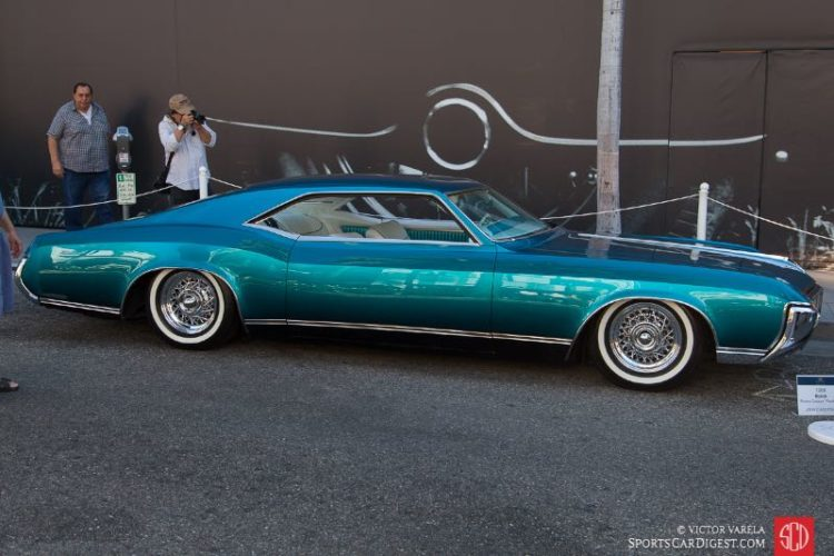 """1968 Buick Riviera Custom """"Pantheon"""" owned by John D'Agostino"""