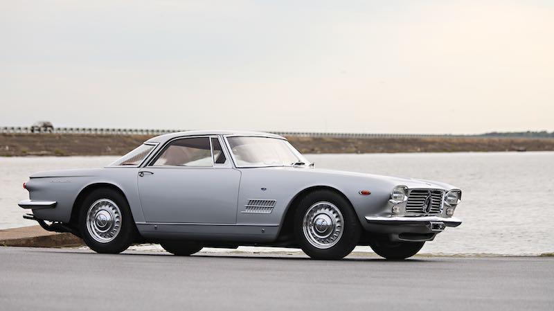 1961 Maserati 5000 GT Indianapolis Coupe (photo: Mathieu Heurtault)