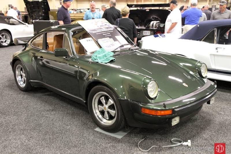 1979 Porsche 911 Carrera Turbo Coupe
