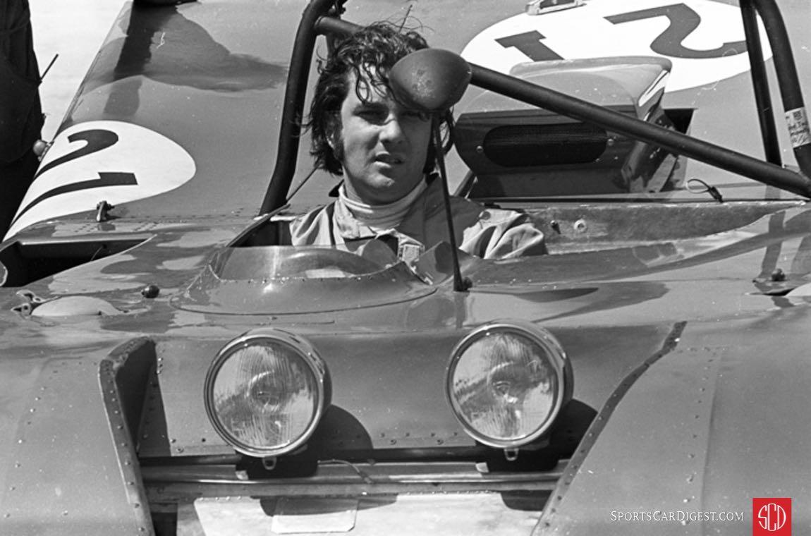 Luigi Chinetti, Jr. designed the body for his 312P/71 (Photo: www.autosportsltd.com)
