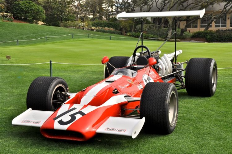1969 Surtees TS-5