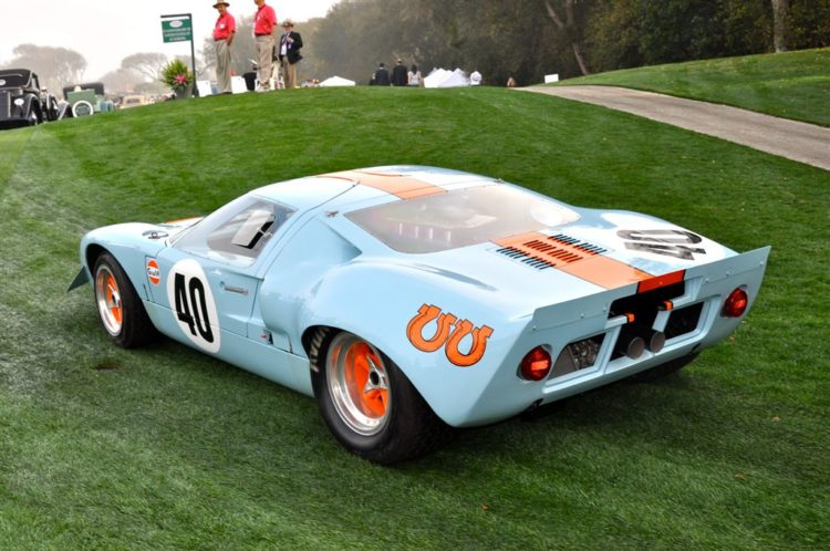 1968 Ford GT40 Mk II Chassis 1074