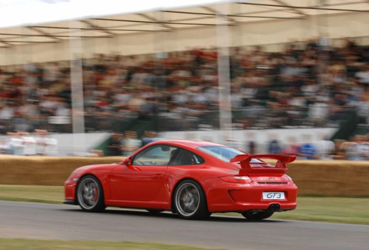 Porsche GT3 Super Car Run