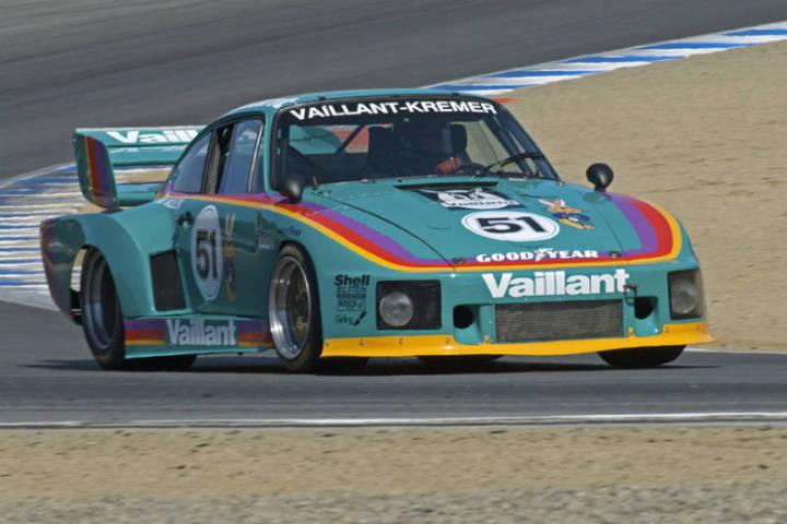1977 Porsche 935 K1 - Richard Griot
