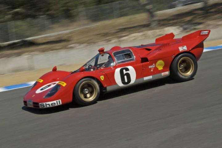 1969 Ferrari 512 - John Giordano