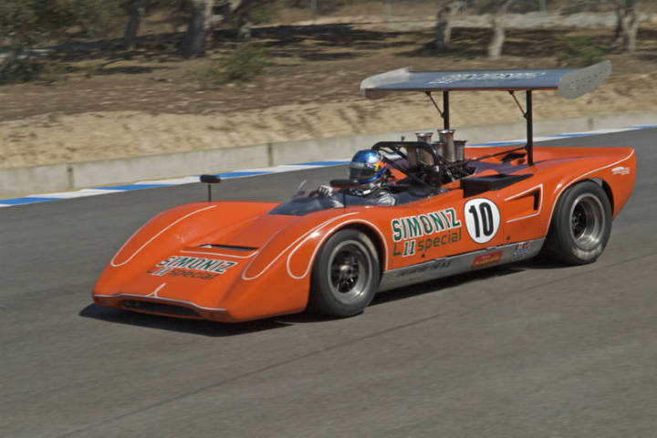 1969 Lola T163 - Don Bell