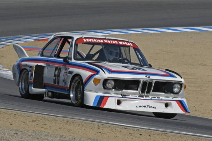 1974 BMW 3.5 CSL - Henry Schmitt