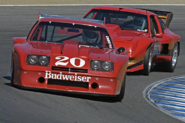 1976 Dekon Monza and 1977 Dekon Monza