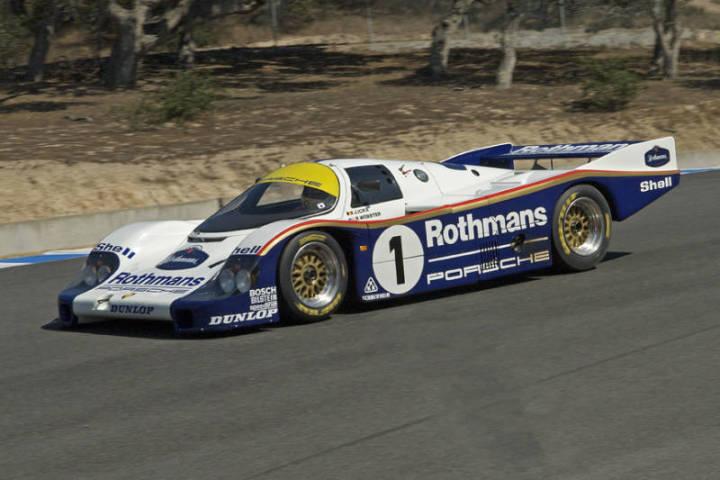 1982 Porsche 956 - Ransom Webster