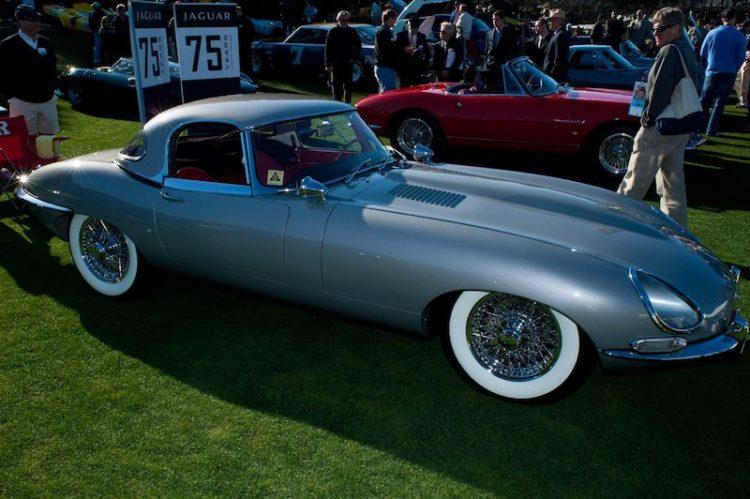 1964 Jaguar E-Type Roadster 3.8 - Rob Francis Cuccia