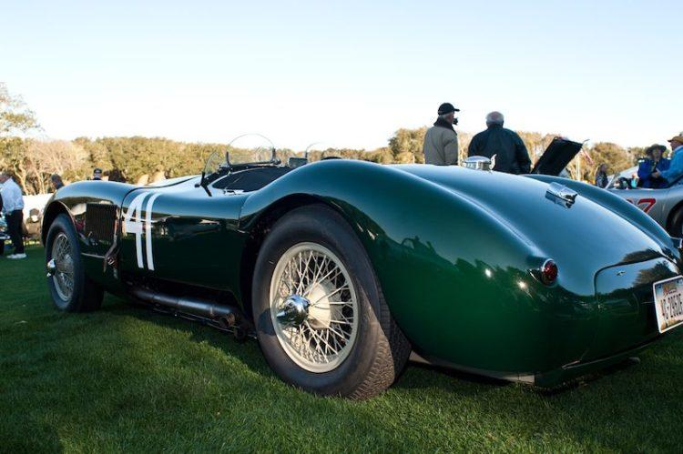 1952 Jaguar XK120C - Gary W. Bartlett