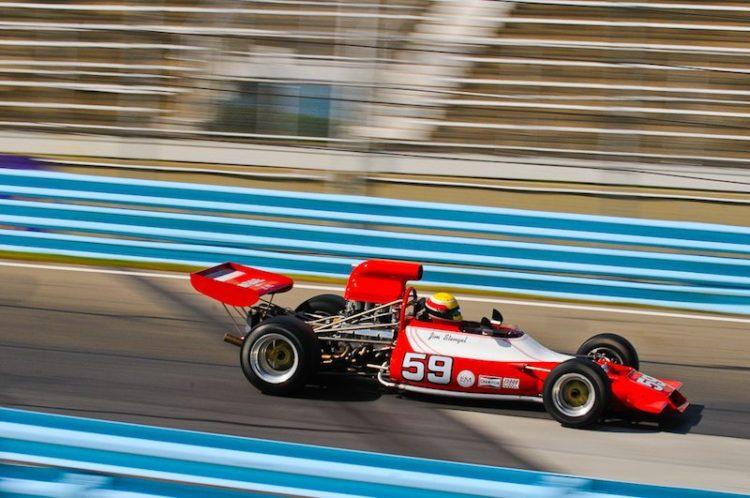 Jim Stengel - McRae GM-1 F5000