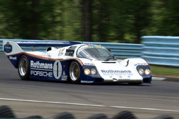 Porsche 962 - Johan Woerheide