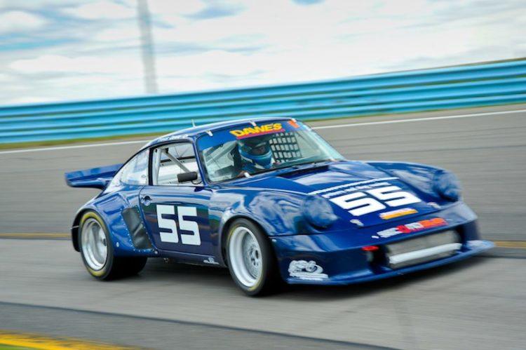 Peter Stoneberg - 1974 Porsche 911 RSR