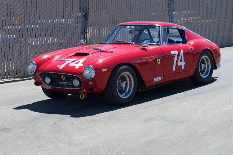 1961 Ferrari 250 GT SWB.