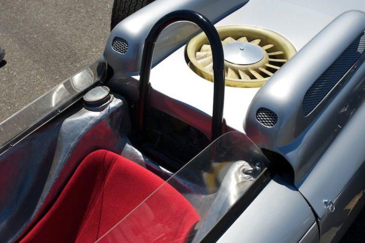 Dan Gurney's 8 cylinder F-1 Porsche