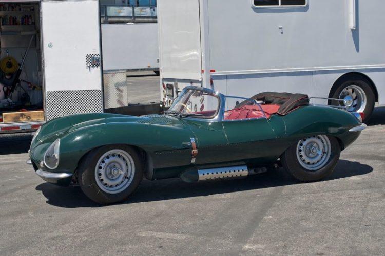 Jaguar XKSS.