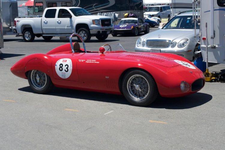 1956 OSCA 1500TN