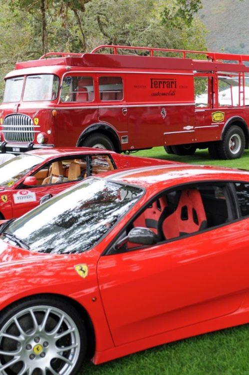 Fiat Ferrari Transporter
