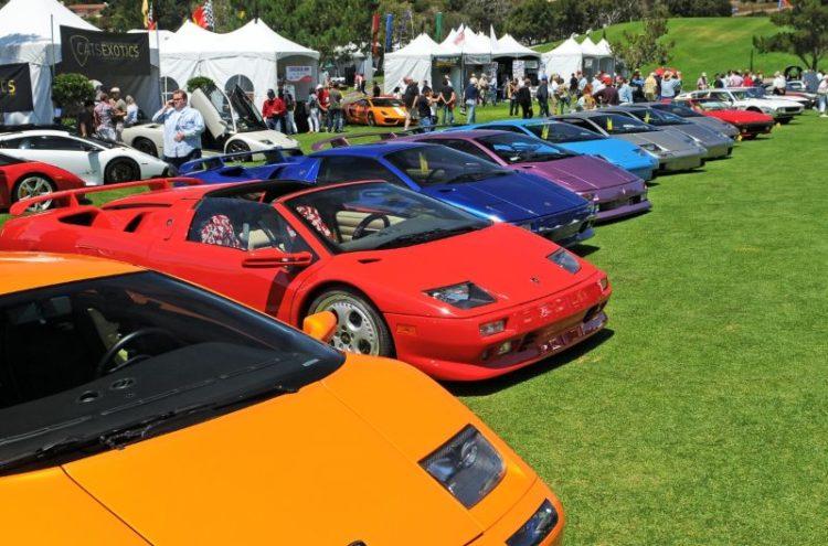 Lamborghini Line-up