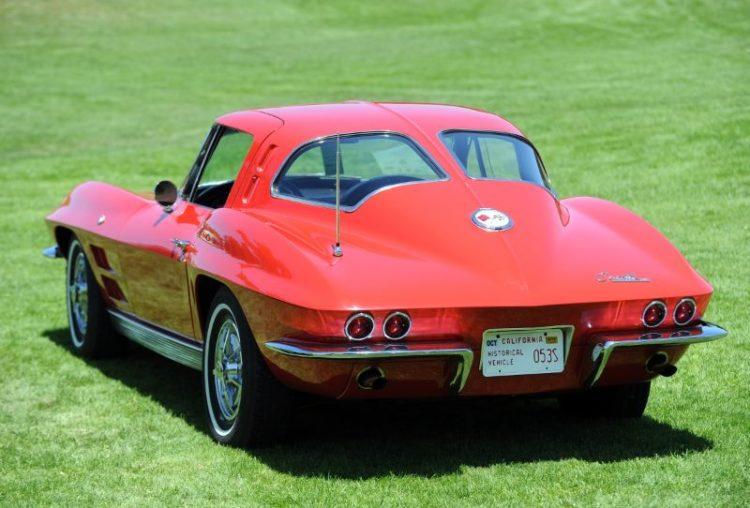 Corvette Split-Window Coupe