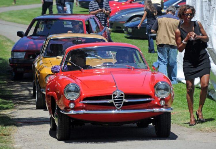 Alfa Romeo SS