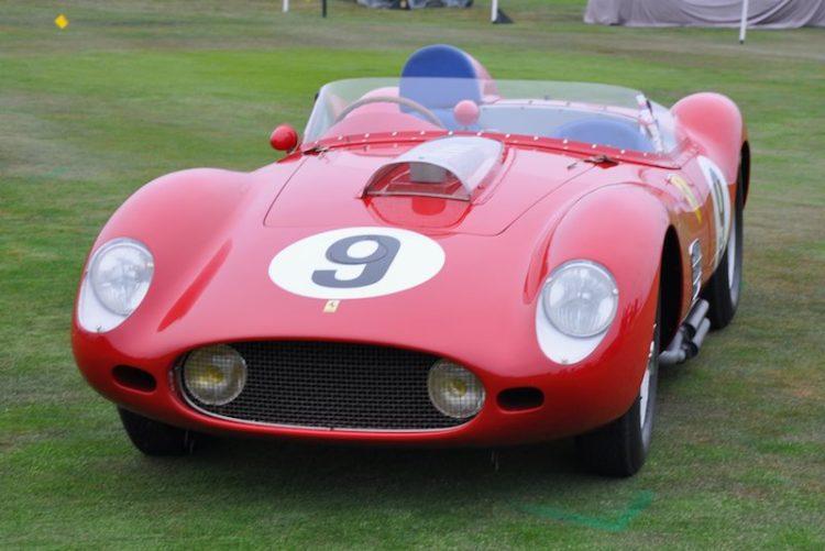 1959 Ferrari TR59 Fantuzzi Spyder
