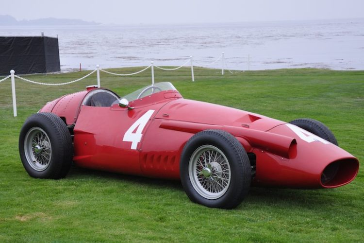 1955 Maserati 250F Grand Prix