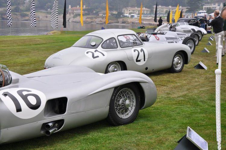 Silver Arrows Class