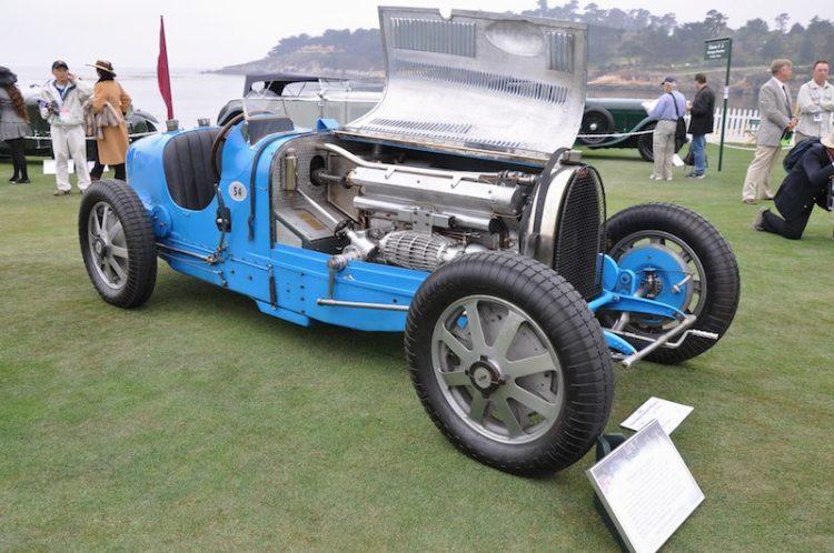 1931 Bugatti Type 54 Grand Prix