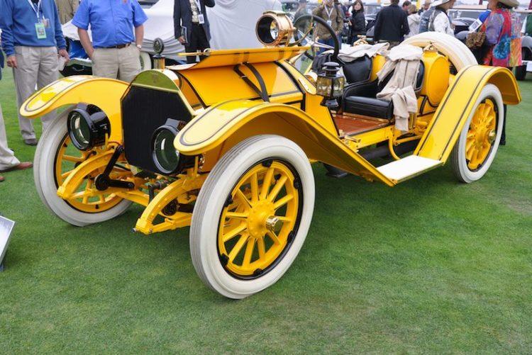 1913 Mercer Model 35 J Raceabout