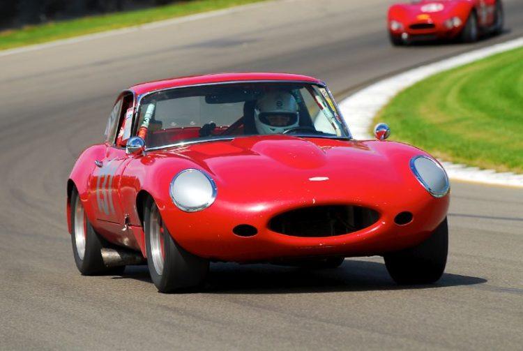 1963 Jaguar XKE- Gary Hagopian.