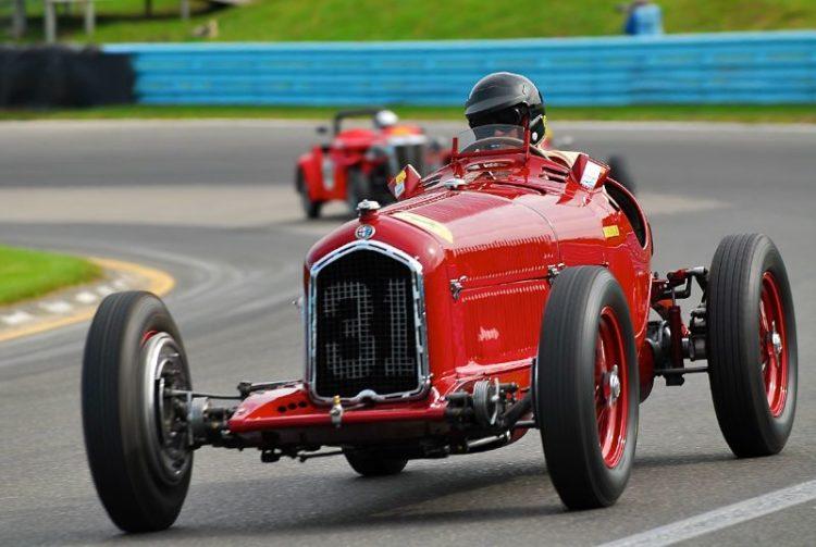 1931 Alfa Romeo Tipo B (P3)- Peter Giddings.