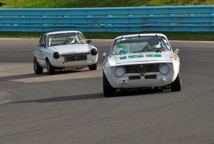 1972 Alf Romeo GTA, Andy Managanaro.