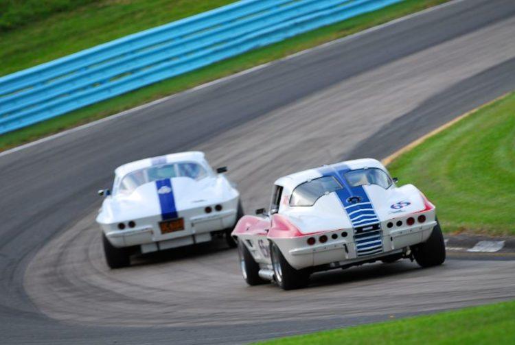 #65- 1963 Corvette Brian Cooper
