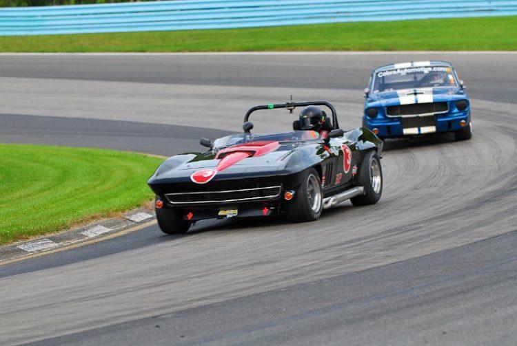1965 Corvette, Ron Ramsey.