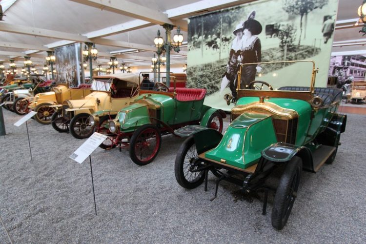 Early Renaults