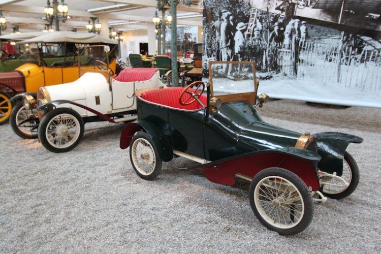 Type 16 Baby Bugattis