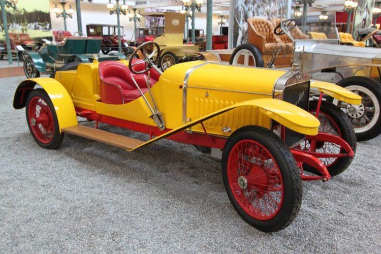 1912 Hispano-Suiza 'Alfonso'
