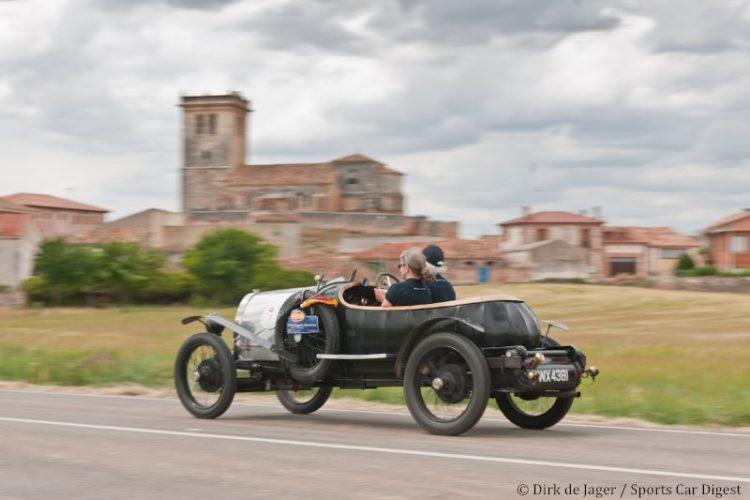 1925 Bugatti T22