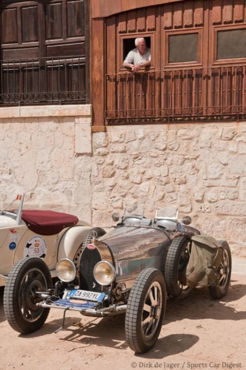 1926 Bugatti T35 sn 4777
