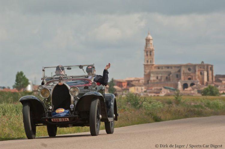 1930 Bugatti T40A sn 40848 Santa Maria de Campo