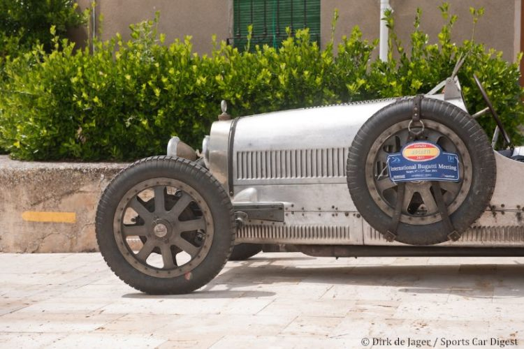 1935 Bugatti T35 sn 4240R