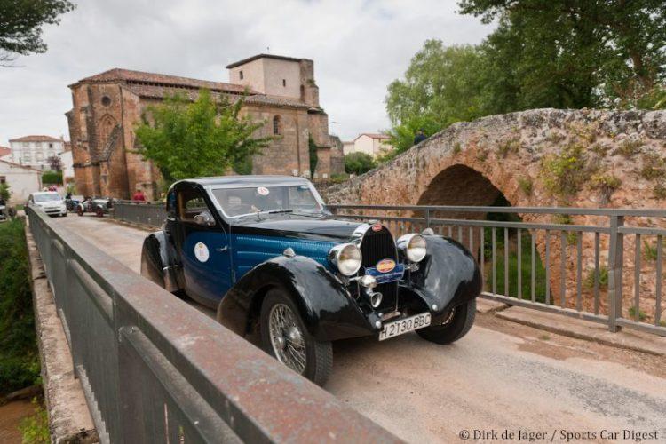 1936 Bugatti T57 Ventoux