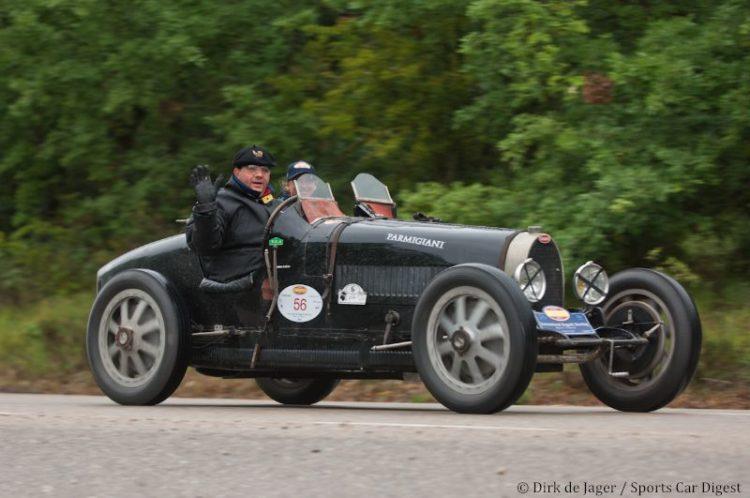 Bugatti T35 at Santa Maria de Campo
