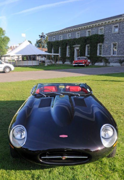 Jaguar E-Type Celebration