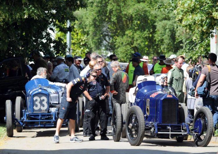 1919 Ballot Indianapolis (L) and 1913 Peugeot L45