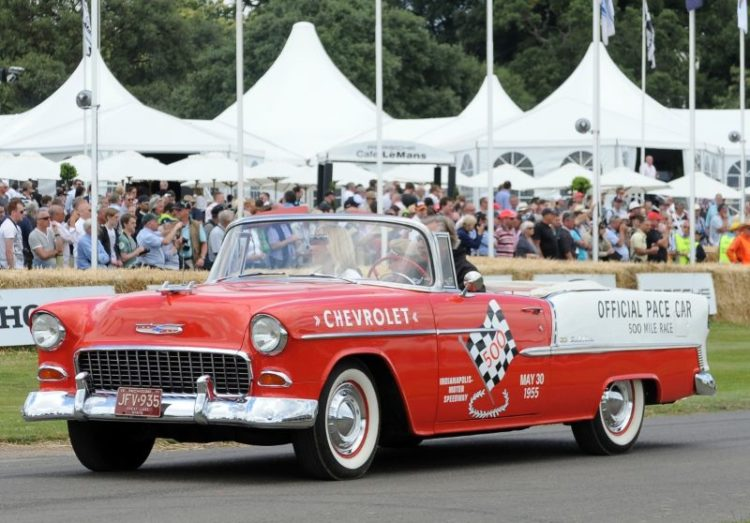 1955 Chevrolet Bel Air Indy 500 Pace Car