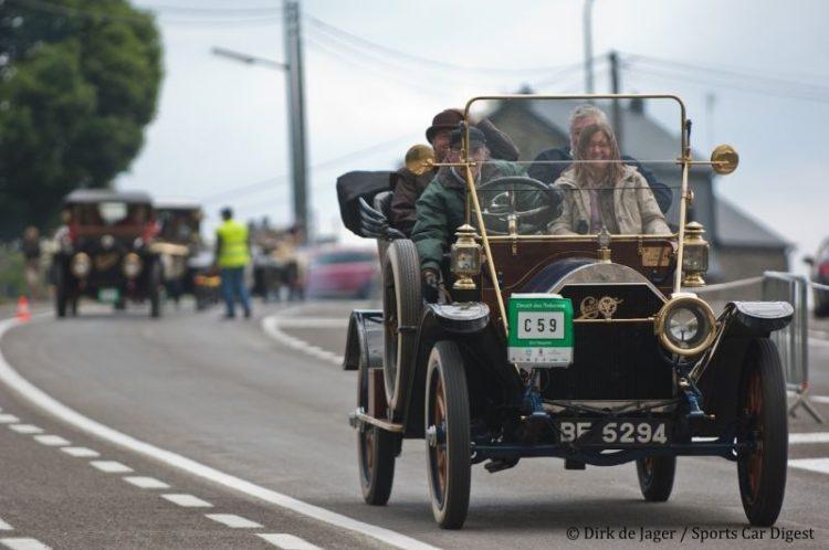 1911 Cadillac Tourer